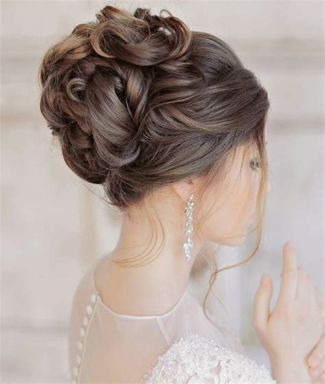 Elegante Frisuren Hochzeit by Glamorous Wedding Updo Hairstyles 2015 2016