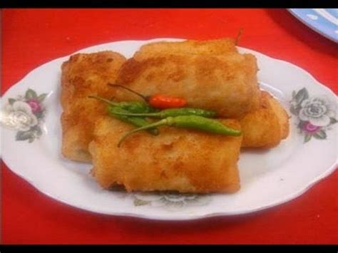 membuat risoles youtube resep dan cara membuat risoles isi ragout makroni youtube