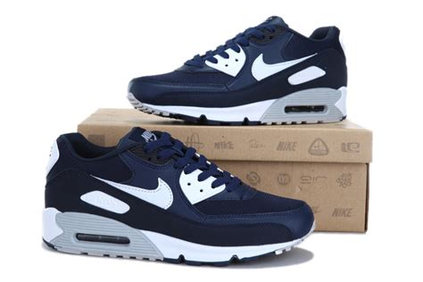 Nike Airmax 90 For 8 nike air max 90 mens blue white shoes 130321 015 air max shoes nike air max 90 mens 130321 015