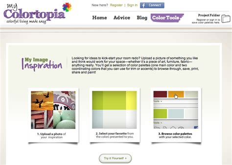 my colortopia by glidden home stories a to z