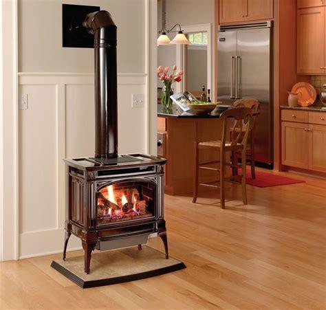 Lopi Gas Fireplace Reviews by Lopi Berkshire Greensmart Gas Stove Modern
