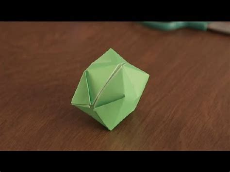 Origami Balloons - how to make an origami balloon simple origami