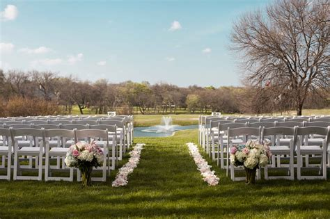5 Gorgeous Outdoor Wedding Venues in Dallas