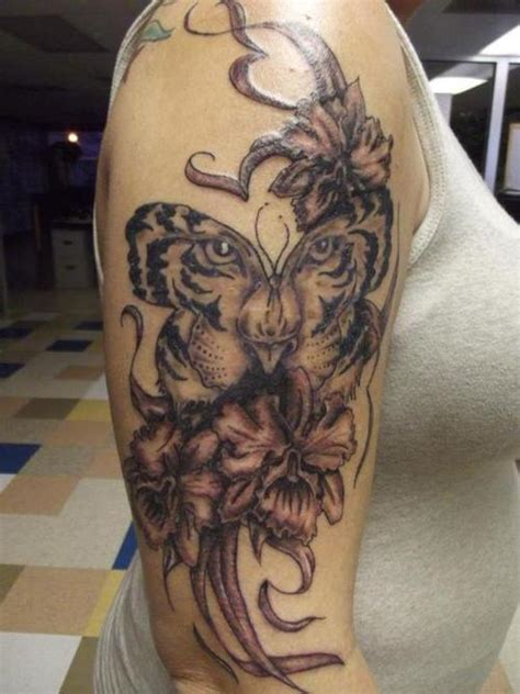 tiger butterfly tattoo designs types of butterfly tattoos picture ideas meaning