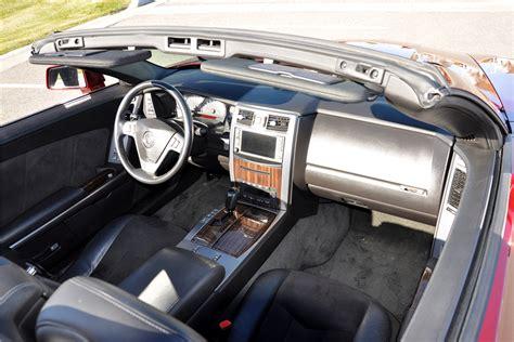 how it works cars 2006 cadillac xlr interior lighting 2006 cadillac xlr v roadster 189198