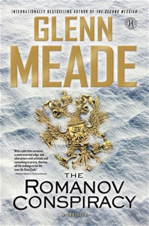 romanov books the romanov conspiracy by glenn meade reviews