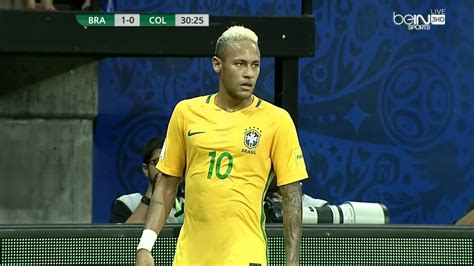 neymar vs colombia 2018 world cup qualifiers 6 9 16