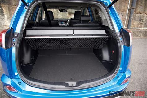 Toyota Rav4 Trunk Space 2016 Toyota Rav4 Cruiser Diesel Review Test