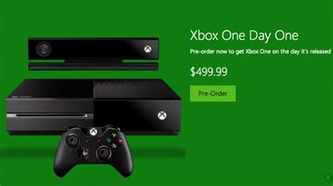 xbox one console cost xbox one price vs ps4 price 5 fast facts you need to