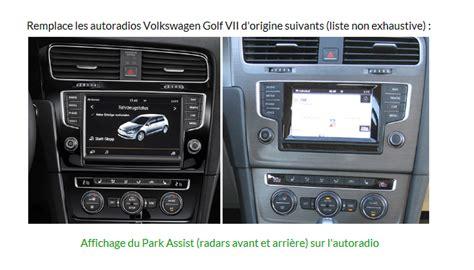 Autoradio X Golf 7 by Autoradio Android 4 4 4 Gps Volkswagen Golf 7 Ebay