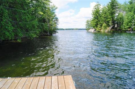 chandos lake cottage rentals ontario cottage rentals northern comfort cottage