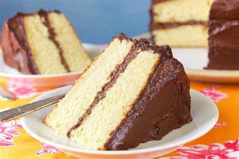 golden vanilla cake redux flourish king arthur flour