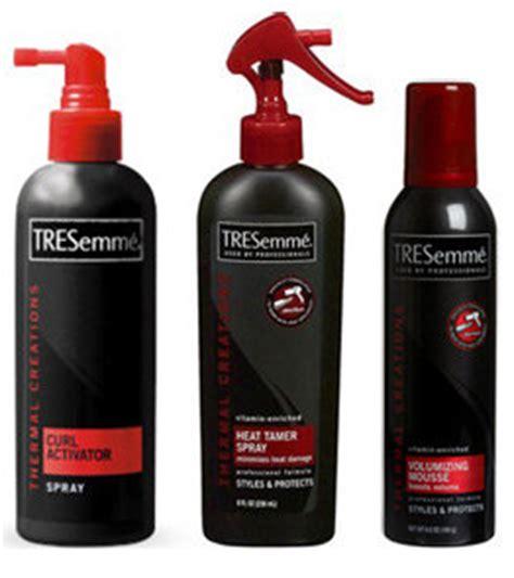 Harga Tresemme Thermal Creations Volumizing Mousse tresemme thermal creations curl activator
