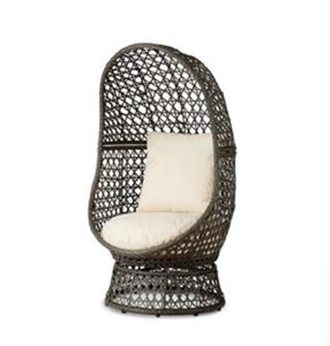 wicker egg chair cushion outdoor brown resin wicker swivel egg chair with cushions