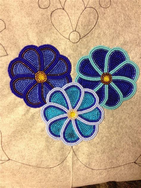 beadwork flowers s traditional ojibwe floral beadwork
