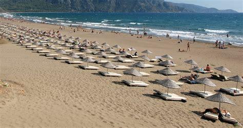 dalyan iztuzu plaji marmaris travel