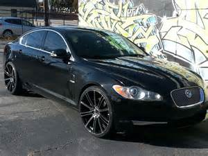 Jaguar Xf Alloys Jaguar Xf Flow Black Machined Gwg Wheels
