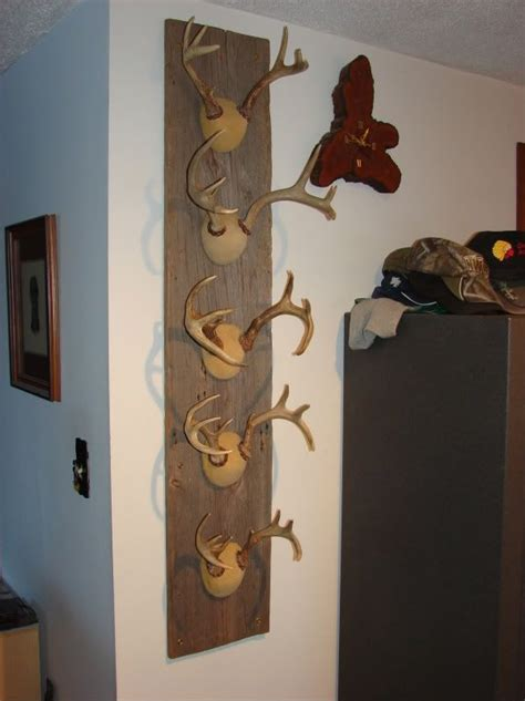 Diy Deer Antler L by 17 Best Images About On Wall Mount