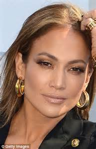 jennifer lopez eyebrows the cara delevingne eyebrows effect continues as a listers
