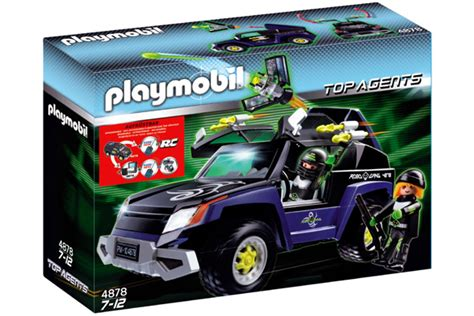 Playmobil Agenten Auto by Playmobil Top Agenten
