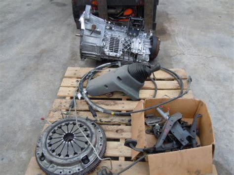 Isuzu Transmission Manual 4hk1 Npr Nqr Gmc W3500 W4500 6
