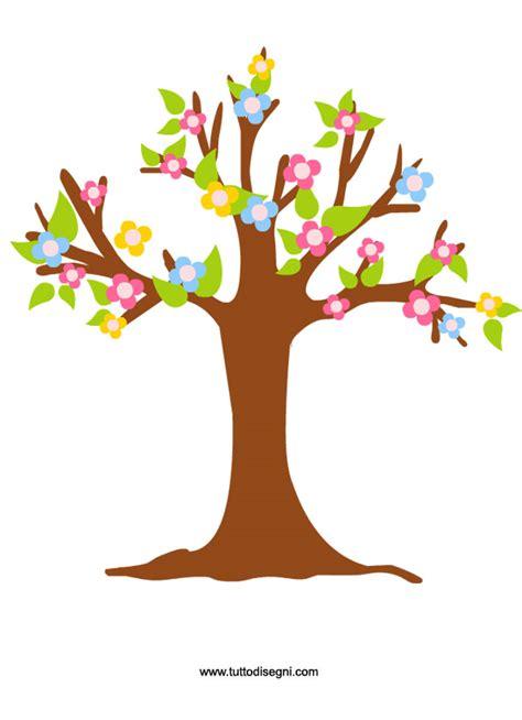 alberi fioriti in primavera primavera albero fiorito da stare tuttodisegni