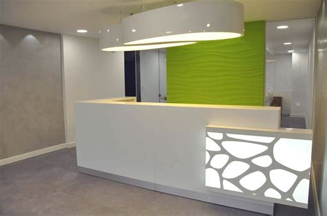 Contemporary Reception Desk Design Modern Contemporary Office Reception Desk Designs