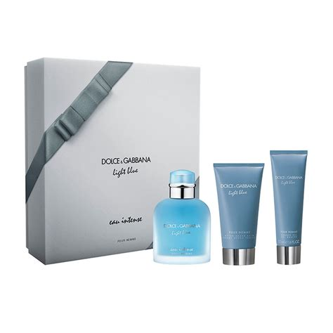dolce gabbana light blue intense dolce and gabbana light blue pour homme eau intense gs