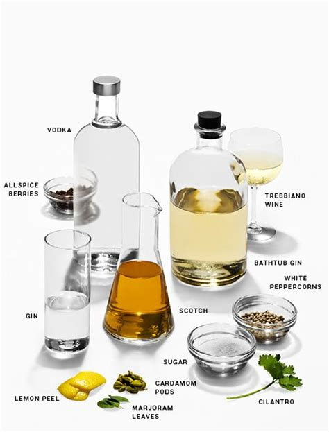 Bathtub Gin Recipe by Bathtub Gin La Times Magazine Great Foods That Won T
