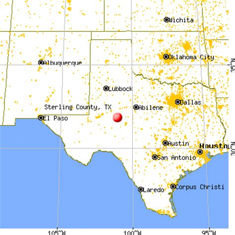 real county texas map sterling county texas detailed profile houses real estate cost of living wages work