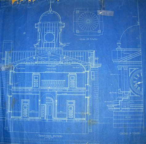 how to find blueprints of a building president s page miller county museum historical society