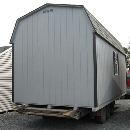 barns garage kits that prefab metal storage sheds