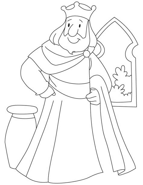 pages king free coloring pages of crown