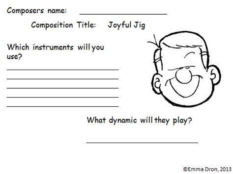 music dynamics coloring pages notes from miss em composer collections