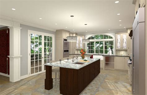 kitchen addition ideas gourmet kitchen designs peenmedia