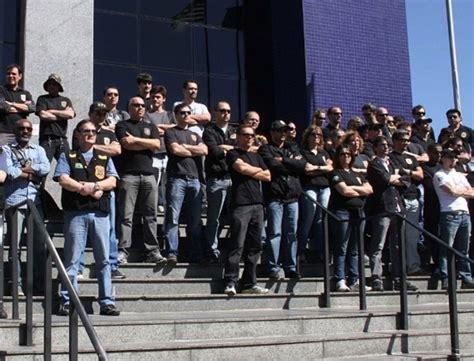 vai pegar policia civil entrara em greve em agosto no maranhao policiais cruzam os bra 231 os nesta quarta feira em