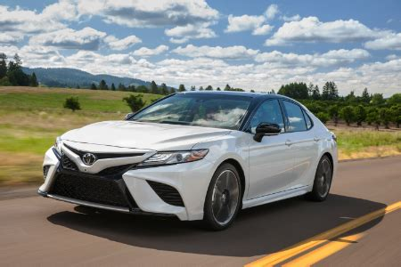 does the 2018 toyota camry have remote start b_o hesser