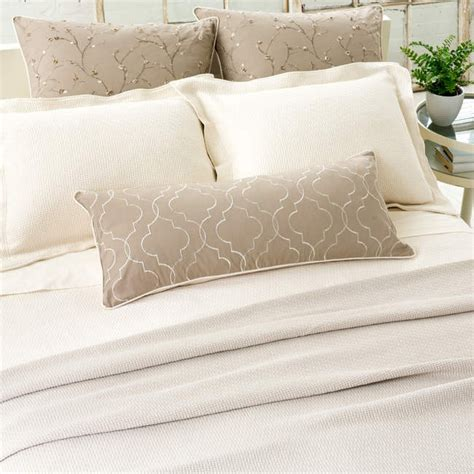 ivory quilted coverlet district17 interlaken ivory matelasse coverlet quilts