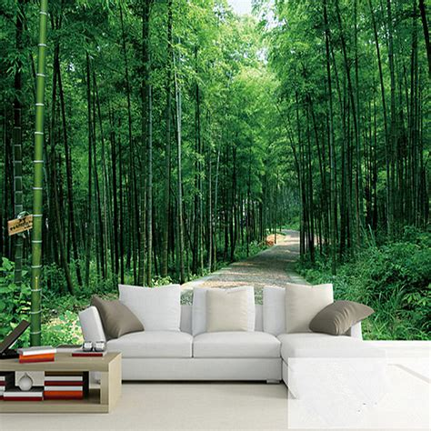 forest wallpaper for bedroom online buy wholesale forest wallpaper bedroom from china