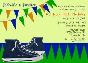 13th birthday party invitation ideas bagvania free