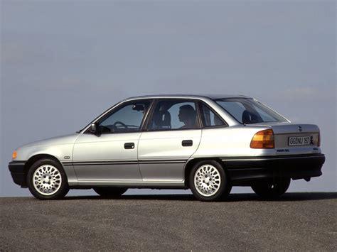 opel sedan opel astra sedan 1992 1993 1994 autoevolution