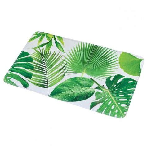 tappeto bagno verde tappeto bagno jardin chic verde tappeto bagno eminza