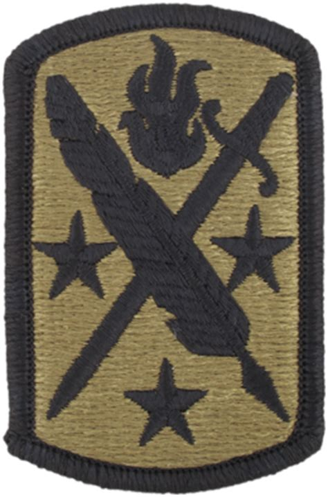 ocp unit patch 95th civil affairs brigade with fastener