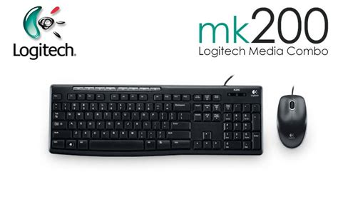 Keyboard Logitech K220 logitech wired mk220 wireless keyboard k220 and wireless