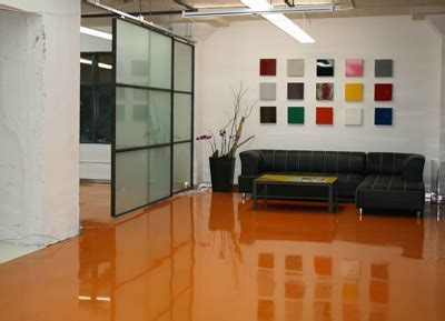 Epoxy Flooring for Offices