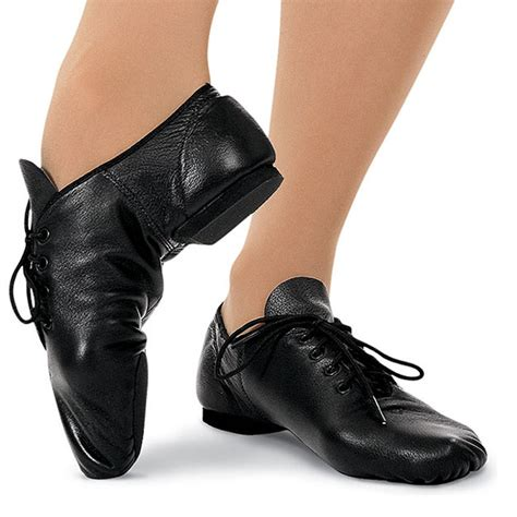 jazz shoes capezio split sole leather jazz shoe