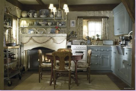 cozy cottage kitchens homes home the