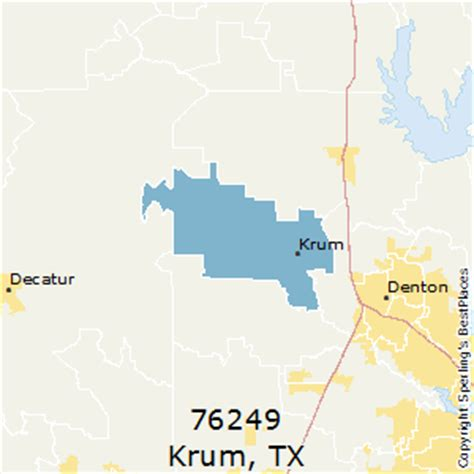 krum texas map best places to live in krum zip 76249 texas