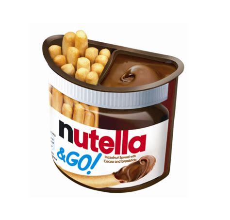 Nutella Go Nutella Go premier brands nutella go t1x24