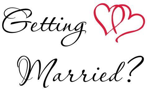 Of Getting by 10 Factors You Should Consider Before Tying The Knot